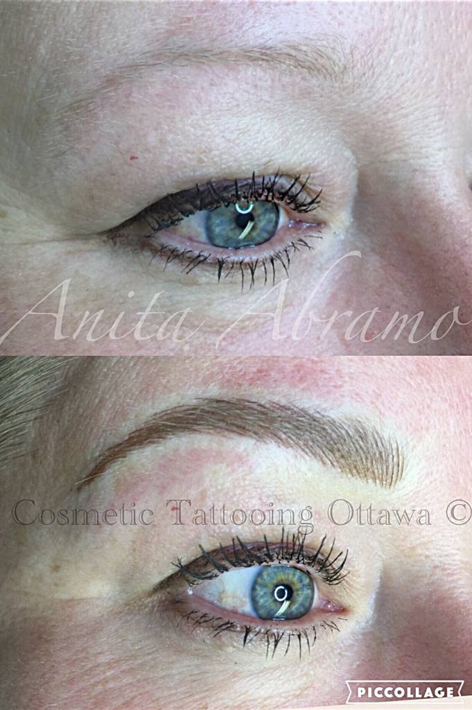 Eyebrows Estetica Ottawa Cosmetic Tattooing